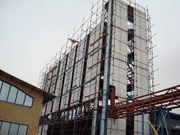 پاورپوینت ساختمان های پیش ساخته 3d-panel و پانلهای ساندویچی